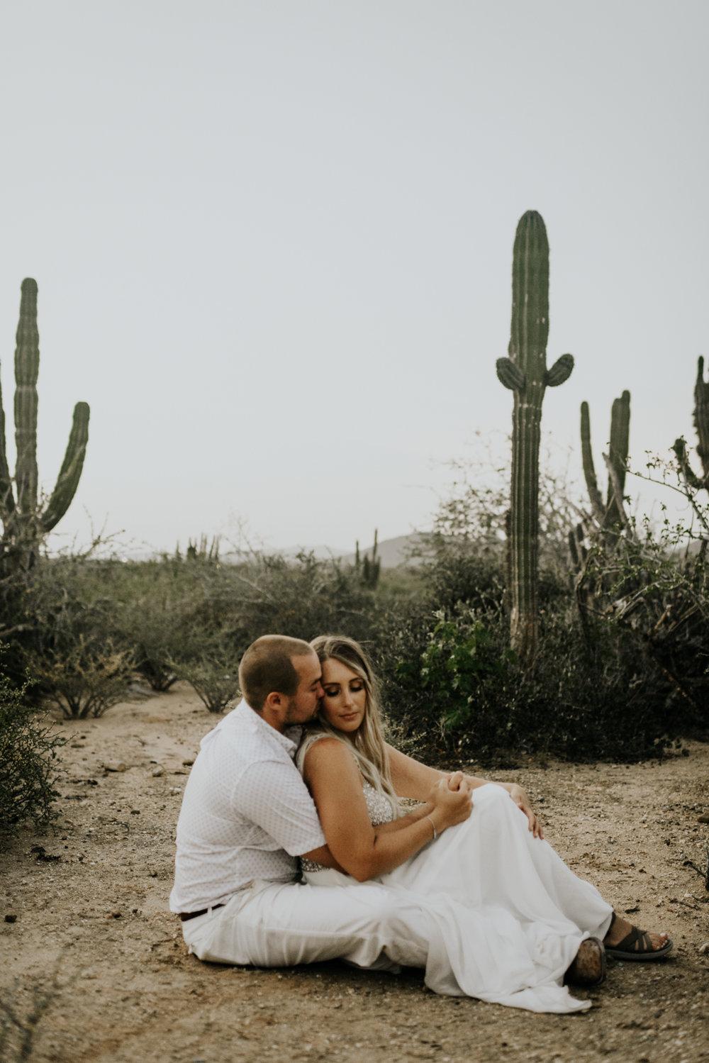 Intimate Destination Wedding Photos in Todos Santos, Baja California Sur, Mexico