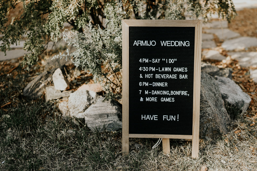 Intimate Wedding Day Photos at Meadow Creek, Pine in Colorado