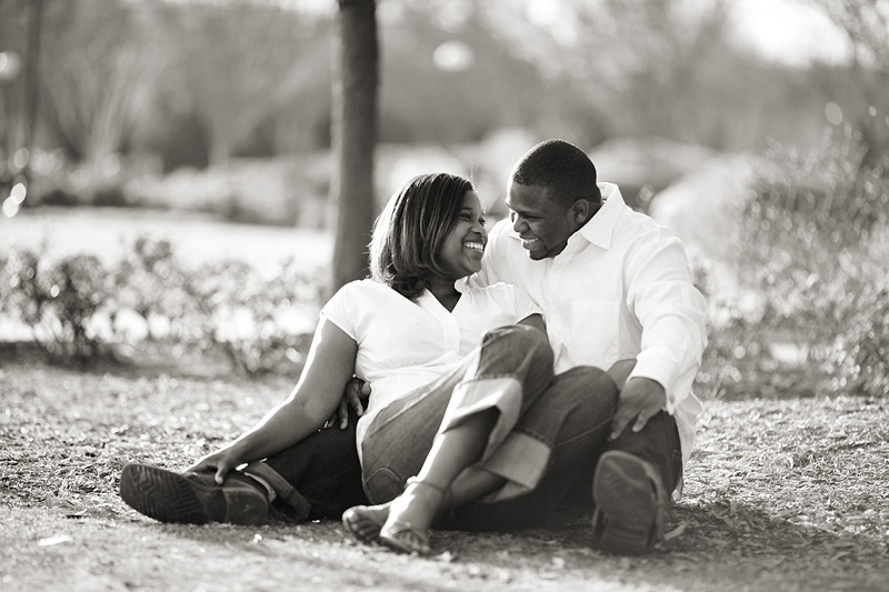 Coolidge Park Engagement Photos