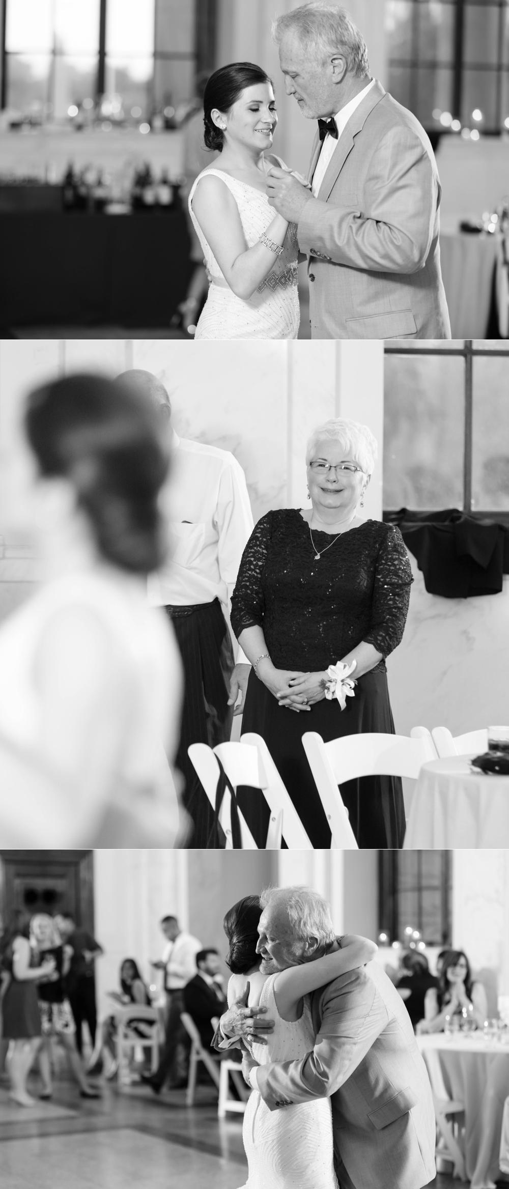 Classic Dekalb History Center Wedding Reception