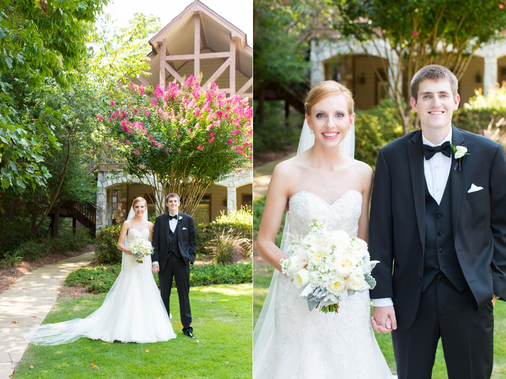Elegant Pink and White Country Club of the South Wedding0023