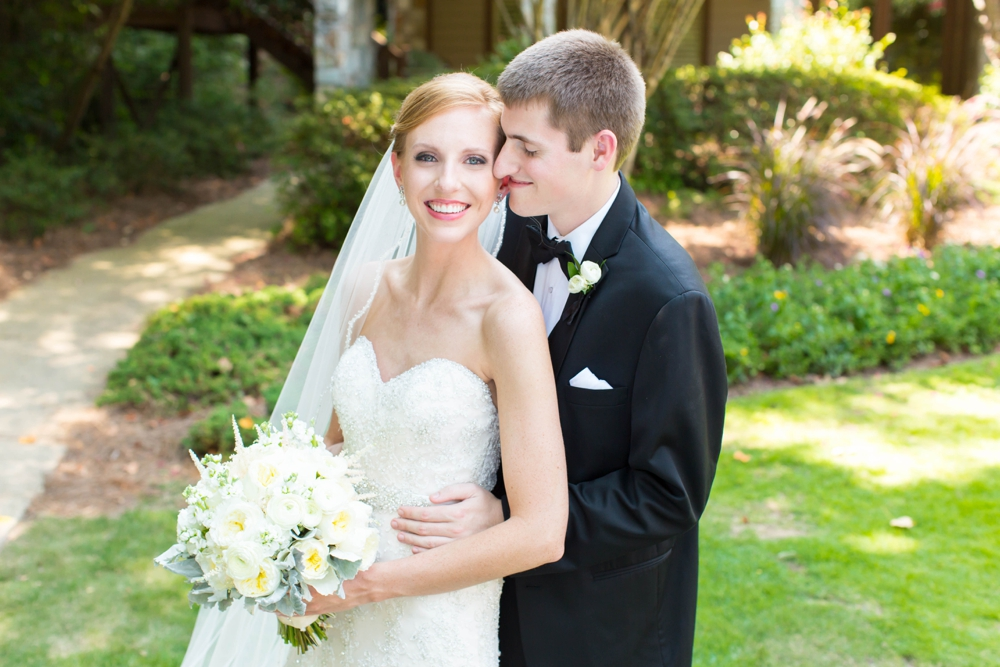 Elegant Pink and White Country Club of the South Wedding0025