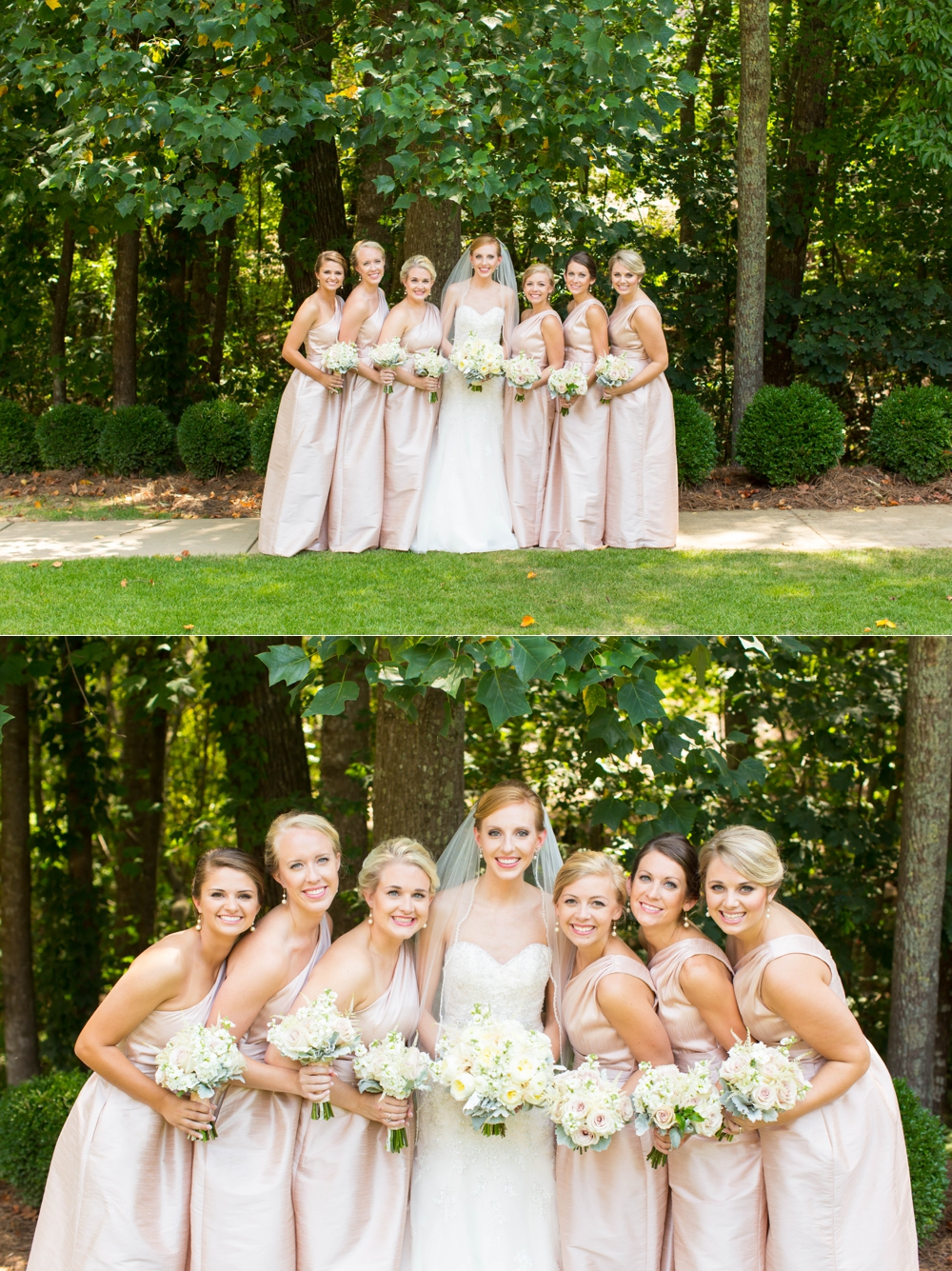 Elegant Pink and White Country Club of the South Wedding0027