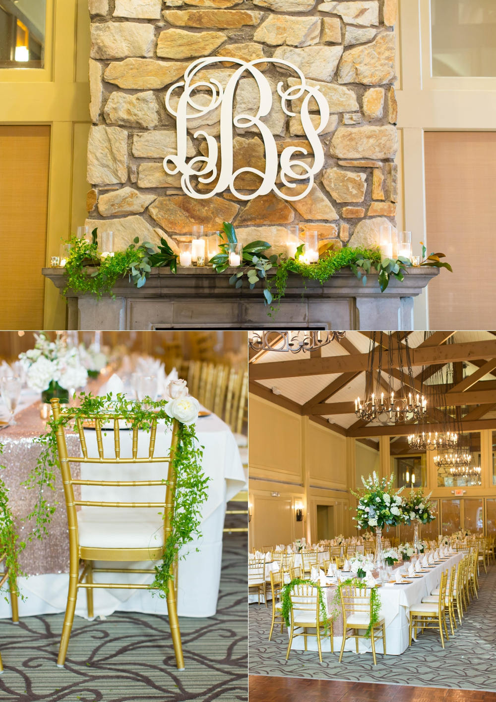 Elegant Pink and White Country Club of the South Wedding0047