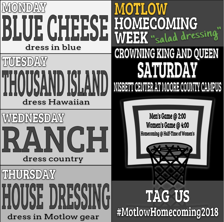 SGA homecoming events
