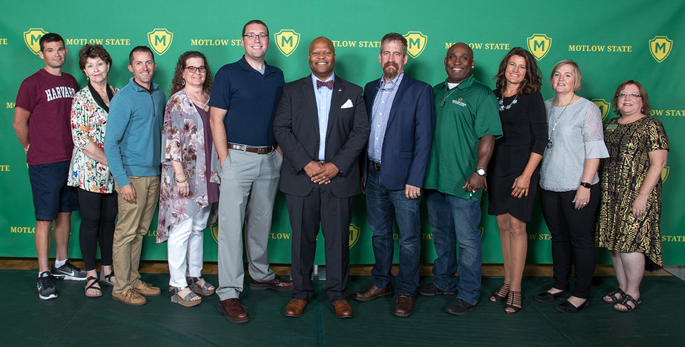 Motlow recognizes employees for 10 years of service