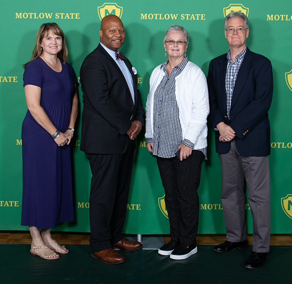 Motlow recognizes employees for 25 years of service