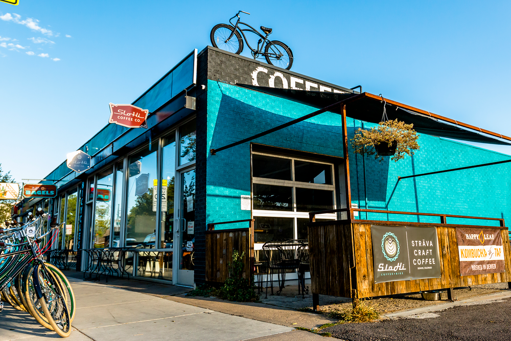 SloHi Coffee + Bike Co.