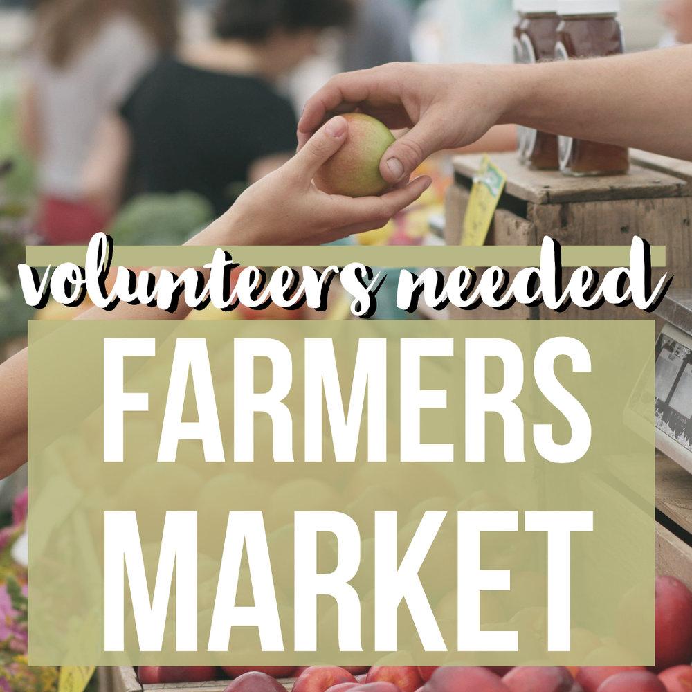 Elk River Area Food Co-op Farmers Market Volunteer.jpg