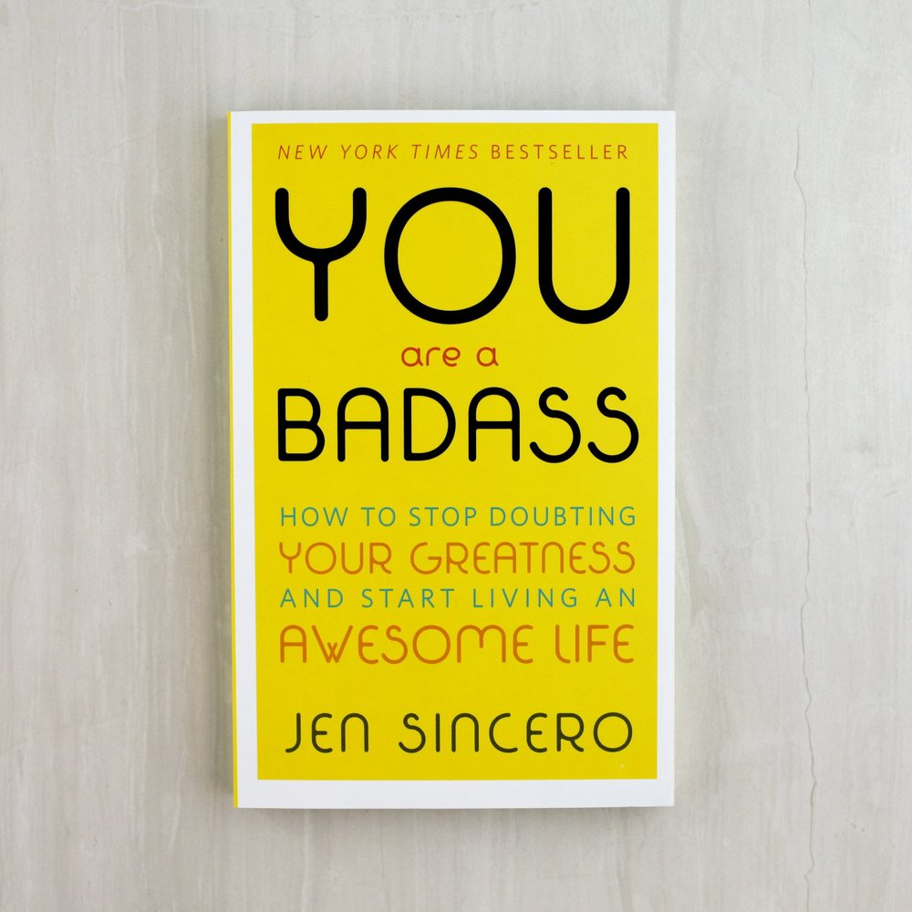 You Are A Badass | $9.59