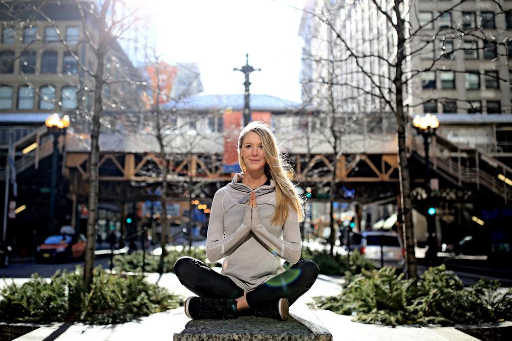 Jeannie Yogini - Meditation