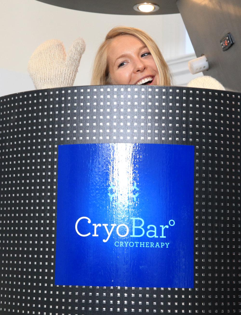 Jeannie CryoBar