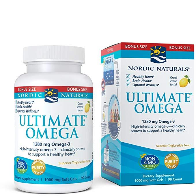 Omega-3 Supplement