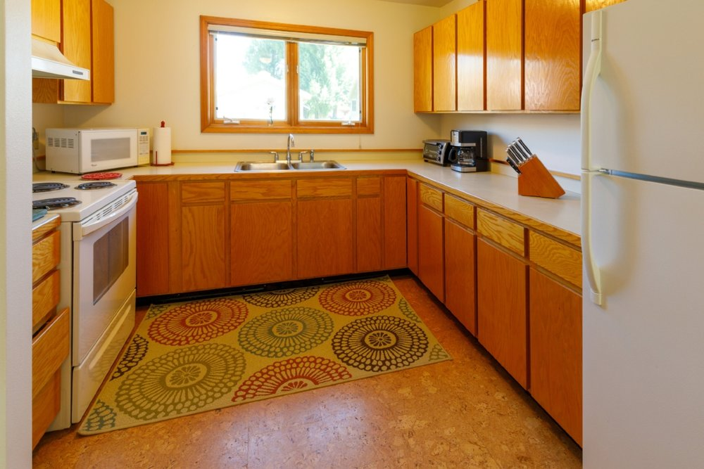 2 Bedroom - Kitchen