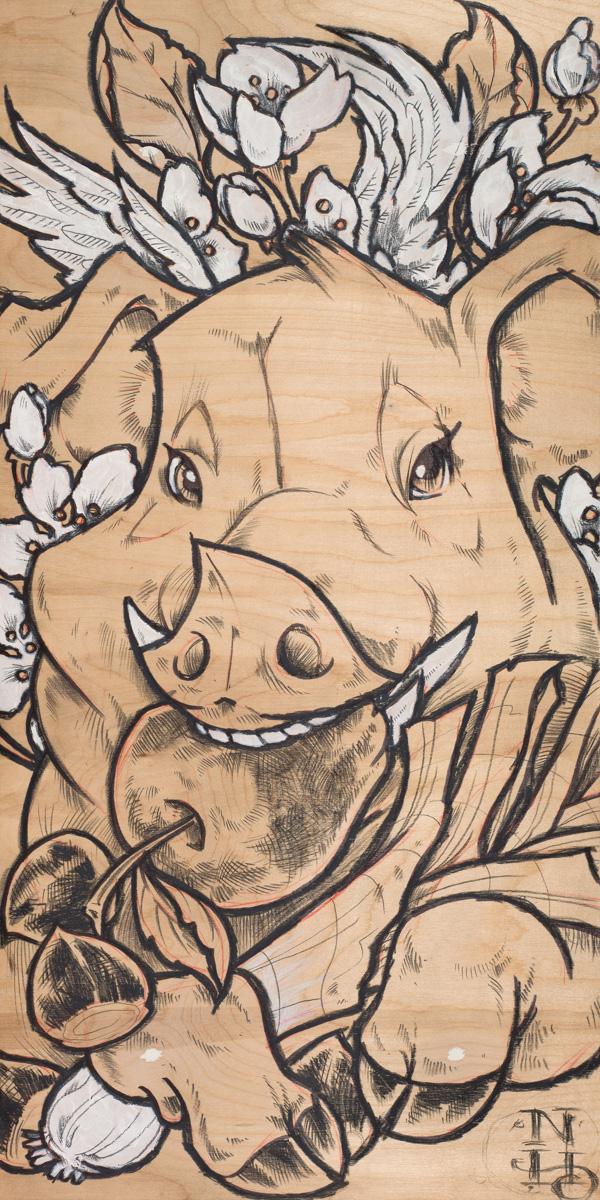 Pig Magic II