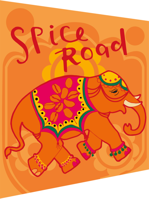 Spice Road-Indian Spices