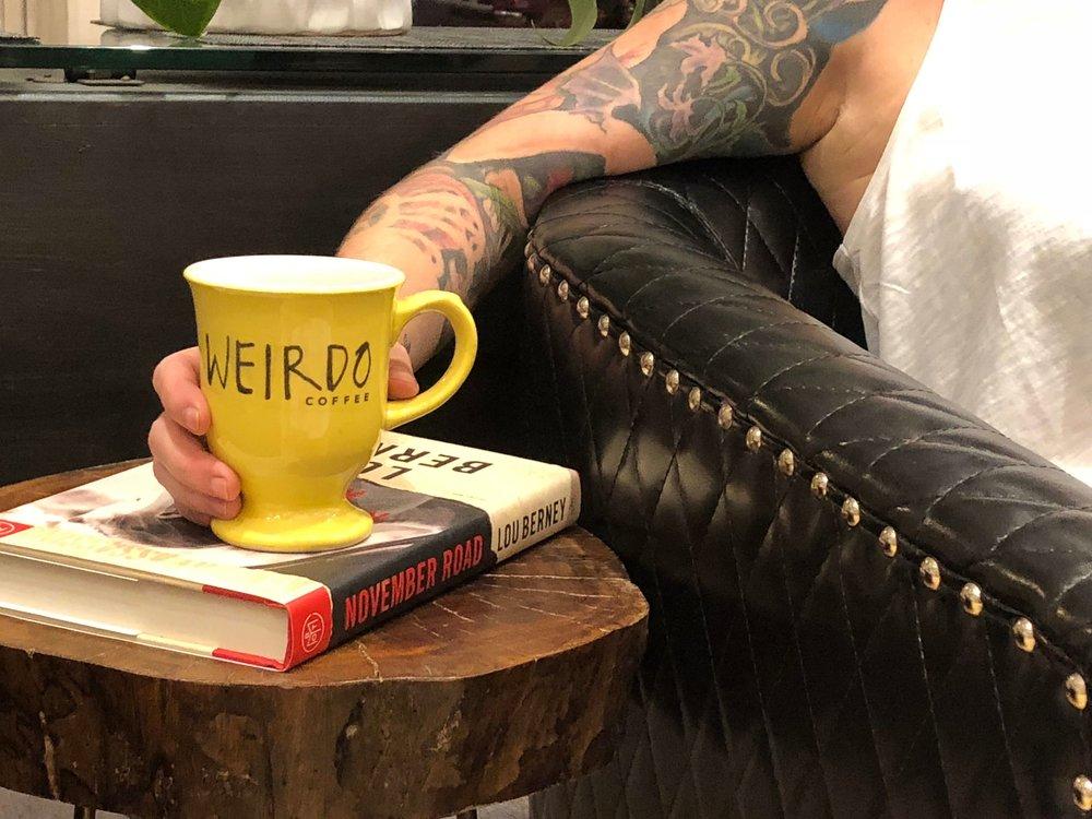 Weirdo+Coffee