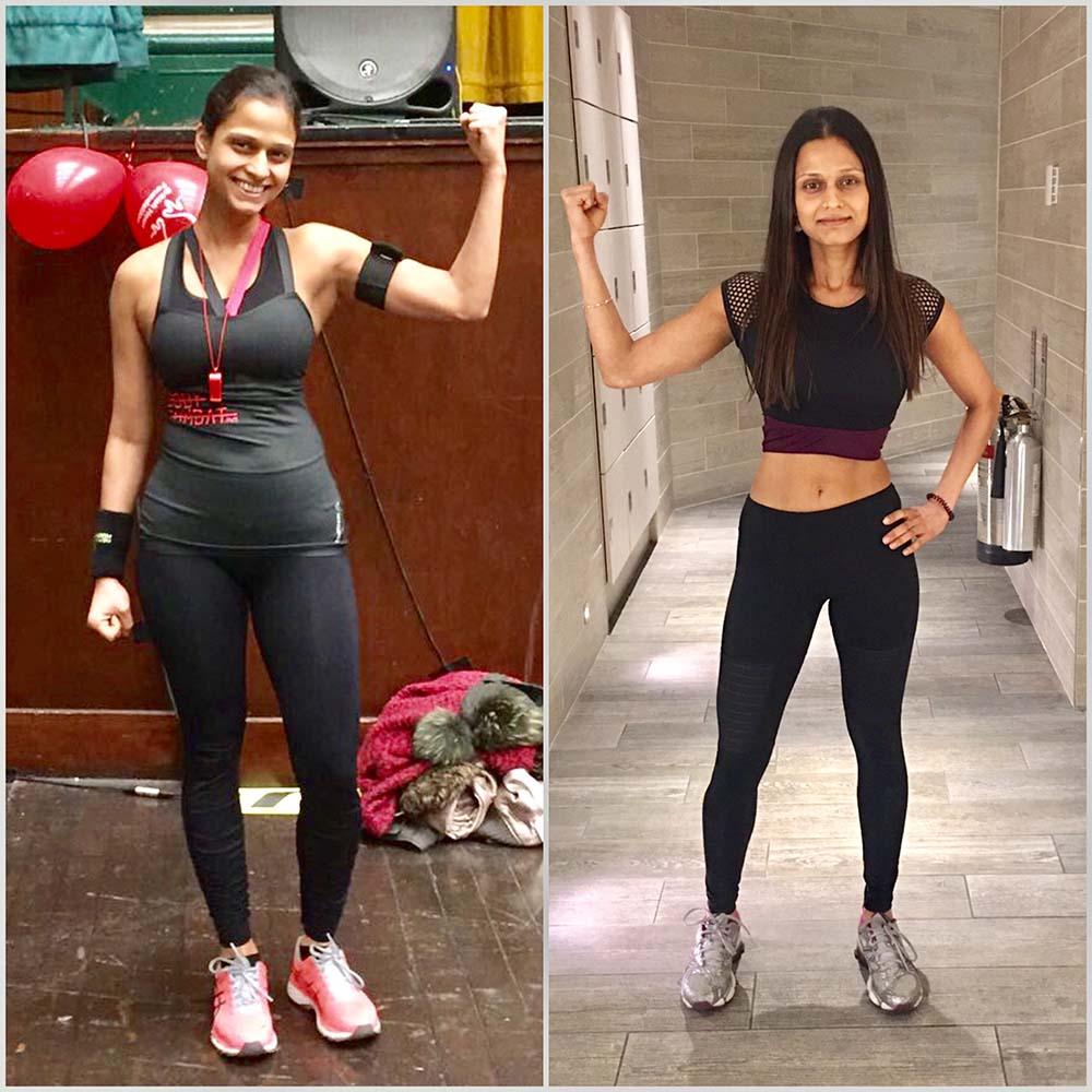 Shiv Fitness Transformation