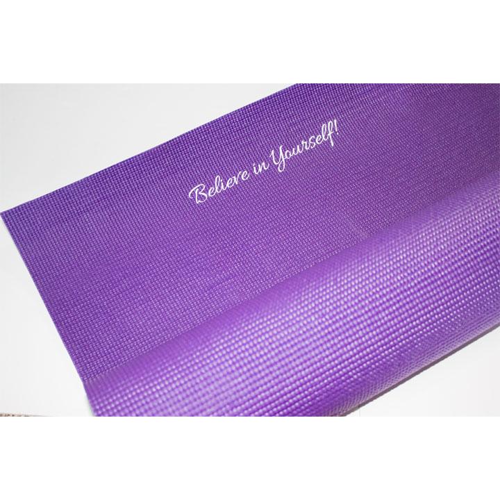 Dominique Moceanu Signature Yoga Mat: $19.99