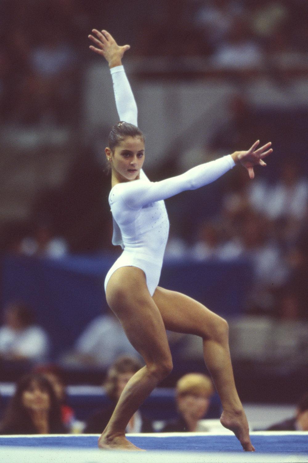 Photo Credit: International Gymnastics Magazine/DAve Black