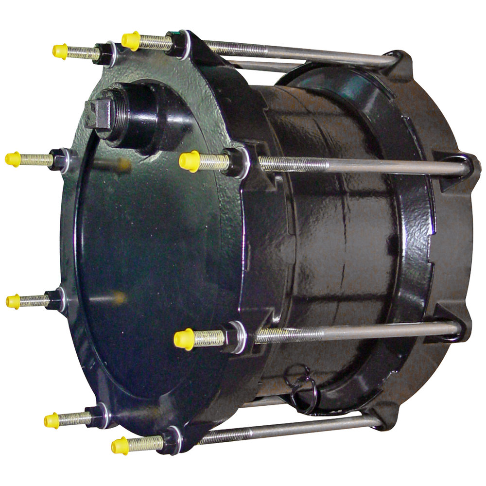 XR501 - Extended range ductile iron coupling