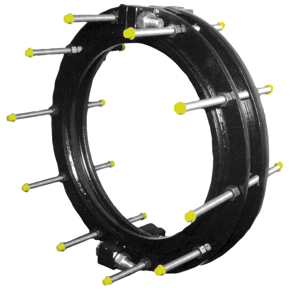 416 - Bell joint leak clamp