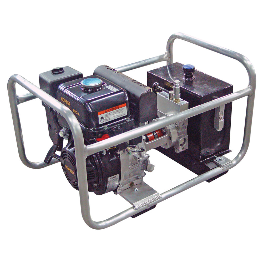 MULTI-PURPOSE HYDRAULIC DRIVE - Hydraulic power unit