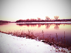 Missouri River 1/1/13