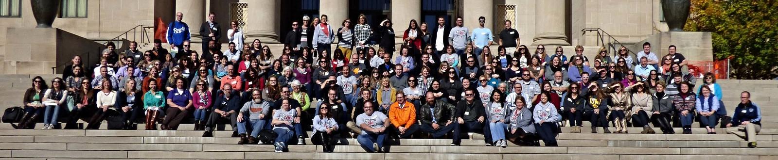EdcampKC group photo!