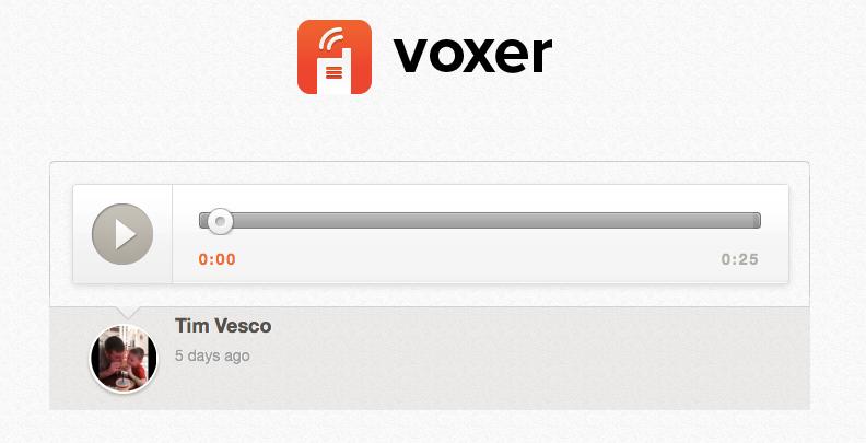 Tim Vesco Voxer: 1st School Edcamp Recap