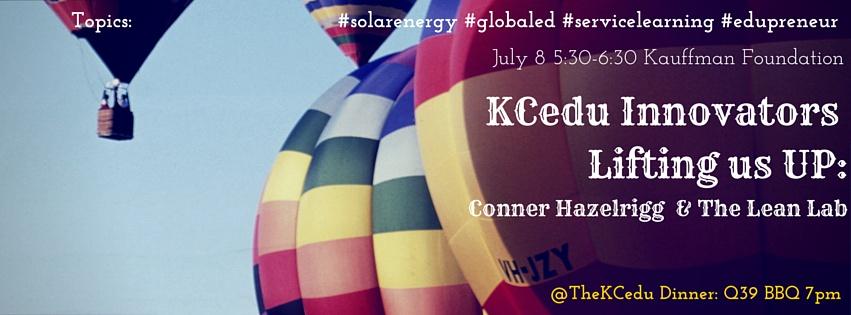 KCedu Meetup July 8