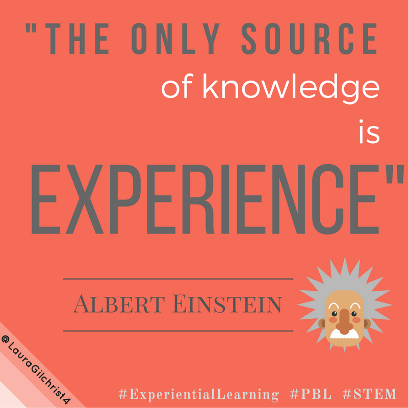 Experience! -