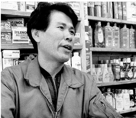 - Sung-Min, the immigrant father. He wanted to meet other parents and have a stronger support network. He didn't feel involved and sometimes struggled keeping up with all the communications from school due to his time-consuming job running a corner store, and his weak command of the English language.