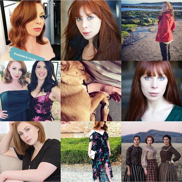. 👩🏻‍🦰👩🏻‍🦰👩🏻‍🦰 👩🏻‍🦰🐕👩🏻‍🦰 👩🏻‍🦰👩🏻‍🦰👩🏻‍🦰 . Glad the ginger emoji arrived in time for my #2018bestnine