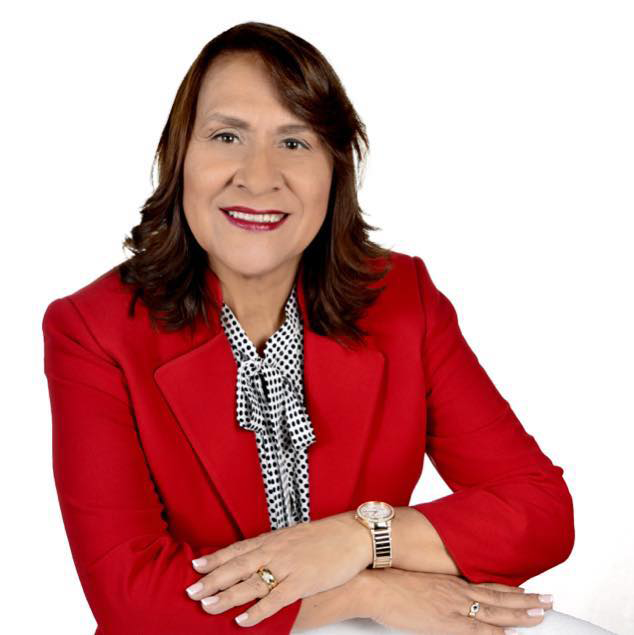 Ana Ruth Diaz - An ordained minister of the Church of God. Born on October 25, 1951, in Tegucigalpa, Honduras. She and her husband are the pastors of Iglesia de Dios Oasis de Amor, which they founded on January 1983. Mother of three daughters: Ana Sofía, Nayri Ruth y Shaddy Elizabeth; her oldest daughter is married and is the mother of a little girl; her other two daughters are currently enrolled at the university.She is a woman who has broken paradigms because she has believed in the call of God. She has been appointed as local pastor, district pastor, regional pastor, Executive Secretary of the Association of Pastors of Tegucigalpa, Member of the National and Territorial Council, Executive Secretary of the Society of Ladies at the national level, as well as many other ministerial appointments. She has been awarded a Doctorate Honoris Causa.