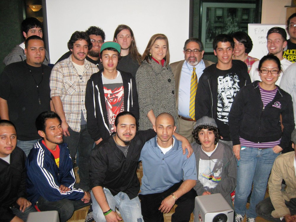 RYTMO - Congresswoman Loretta Sanchez 2-2011.JPG