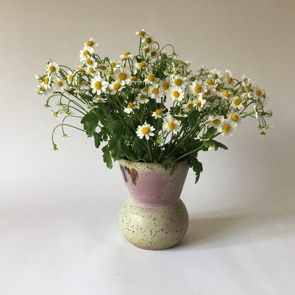 Blush Vase
