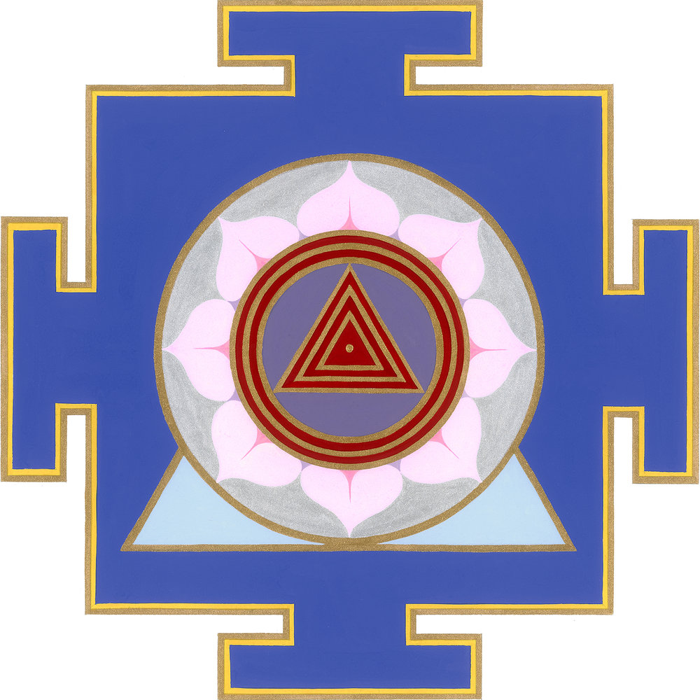Kali Yantra