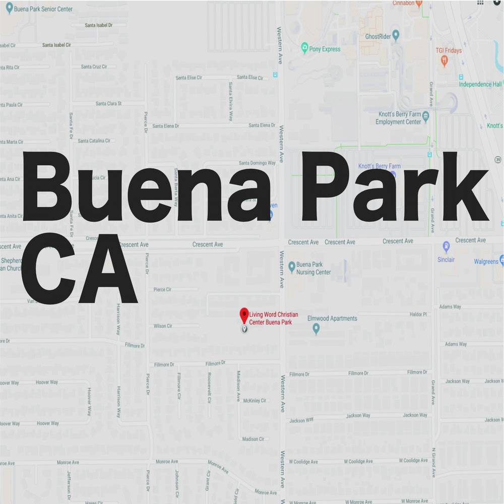 Living Word Christian Center Buena Park - Sr. Pastors Ruben & Stella Reyna (Mother Church)8601 Western Ave Buena Park CA 90620