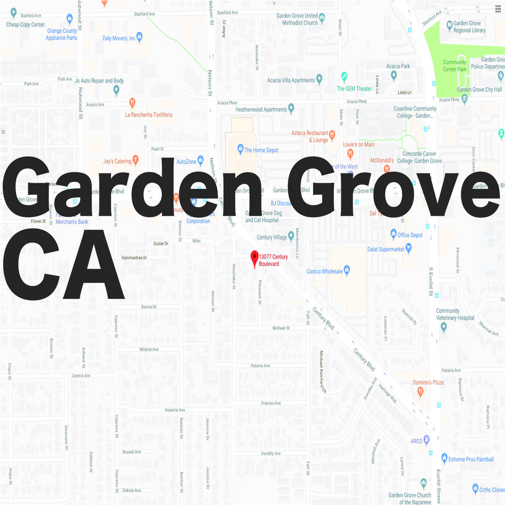 Living Word Garden Grove - Sr. Pastors John & Desiree13077 Century blvd Garden Grove CA 92843
