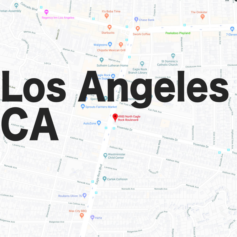 Living WordLos Angeles - Sr. Pastor Geno & Doreen Andrion4900 Eagle Rock Blvd. Los Angeles, CA 90041