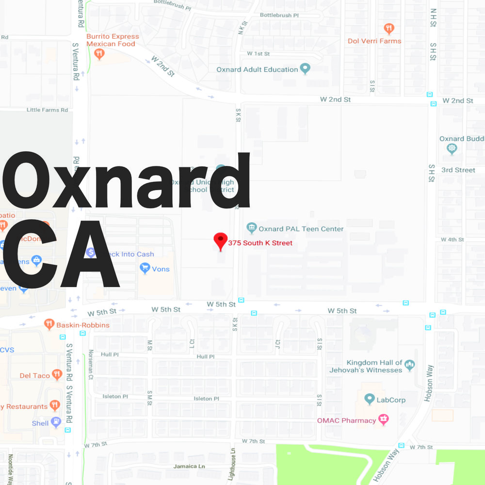 Living Word Oxnard - Sr. Pastor Robert Martinez375 south K st., Oxnard, CA 93030