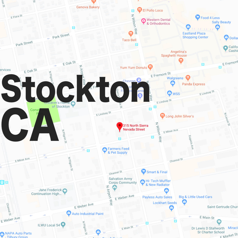Living Word Harvest of Stockton - Sr. Pastors Josh & Joanna Vasquez315 N Sierra Nevada St. Stockton CA