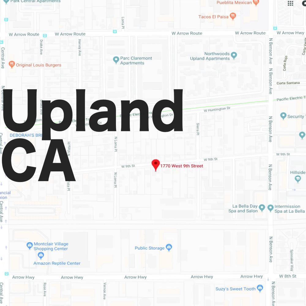 Living Word ofUpland - Sr. Pastors Armando Garcia1770 w 9th street. Upland,Ca 91786