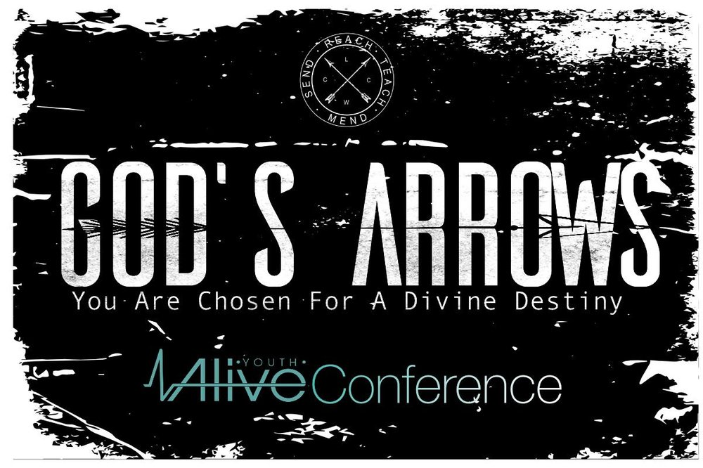 Alive Con - Listen to the Sermons from the God's Arrows Youth Conference