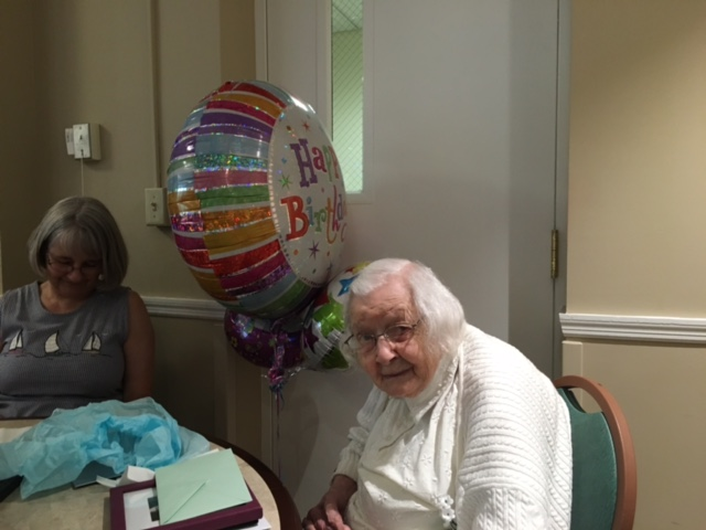 Lillian's 103rd Birthday!!!!