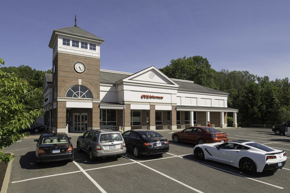 shopping centers cornerstone properties inc