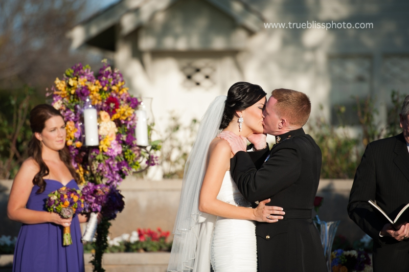 Nixon Library Wedding