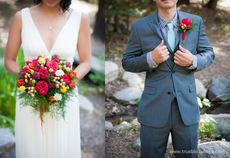Pine Rose Cabin Wedding Photographer