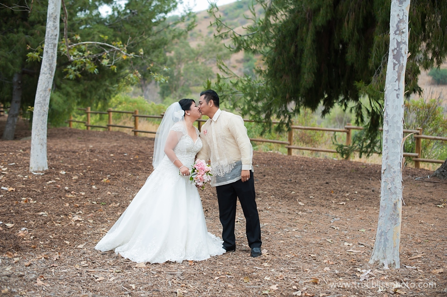 Los Coyotes Country Club Wedding